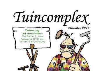 Tuincomplex