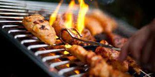 Workshop met barbecue